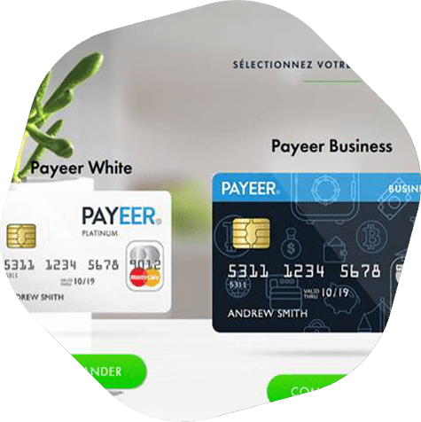 فروش Payeer
