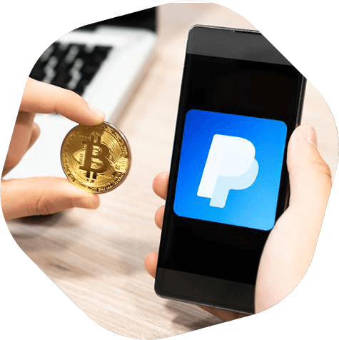 افتتاح حساب PayPal