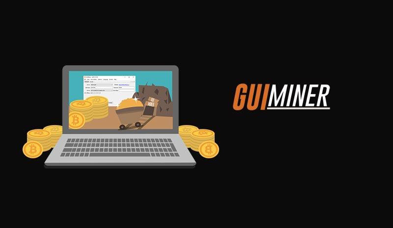 آموزش و دانلود نرم افزار GUIMiner