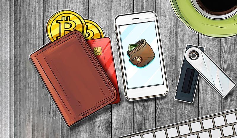 کیف پول بیت کوین bitcoin Wallet