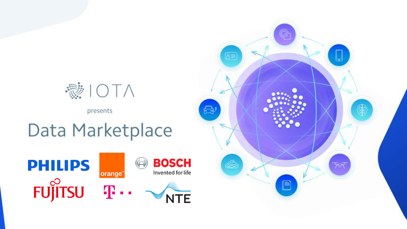 تاسیس بازار اطلاعات توسط IOTA