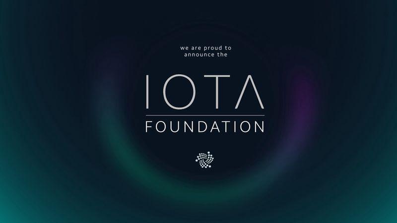 بنیاد آیوتا (IOTA)