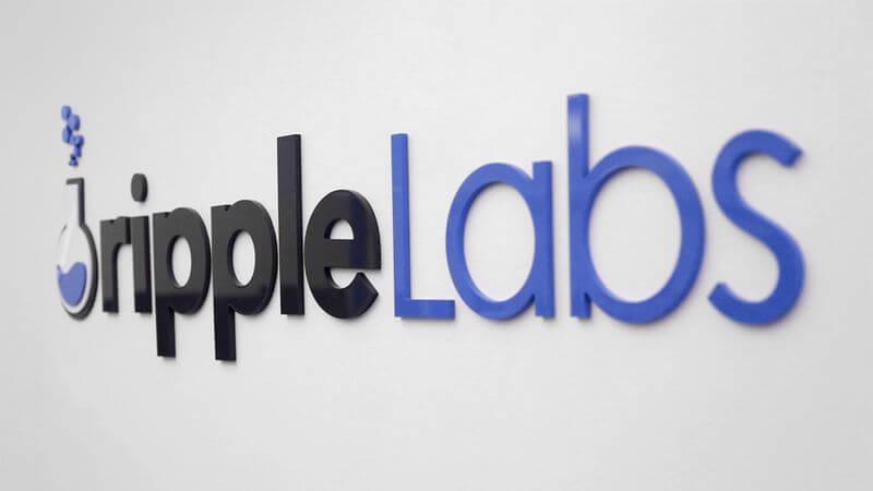 لوگوی کمپانی Ripple Labs