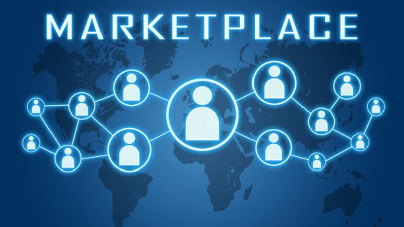 بازار غیر متمرکز