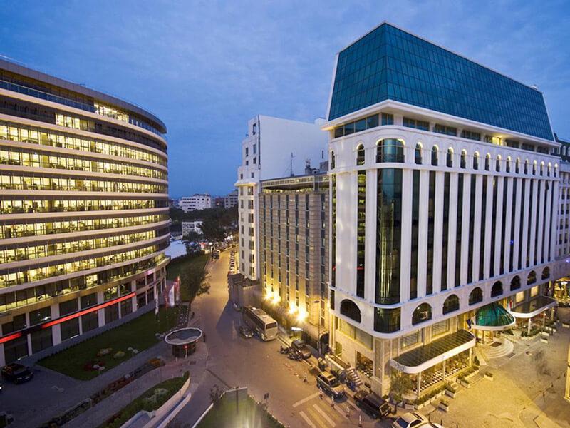 هتل الیت گرند در شهر استانبول