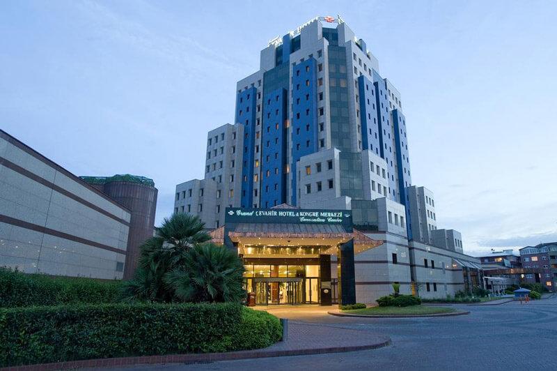 هتل گرند جواهر در شهر استانبول