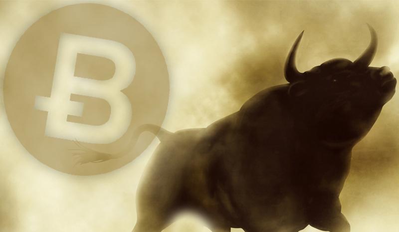 سیگنال صعودی قیمت بیت کوین