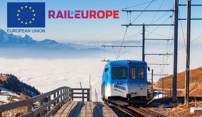 خرید بلیط قطار اروپا با کارت شتاب