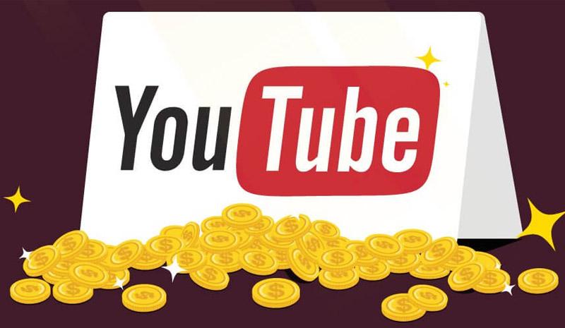یوتیوب به ازای هر بازدید چقدر می دهد