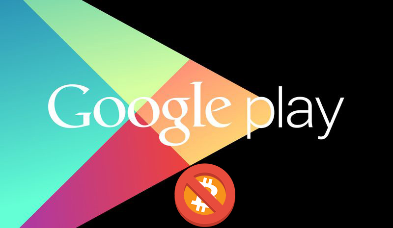ممنوعیت اپلیکیشن استخراج ارزهای رمزپایه در گوگل پلی استور