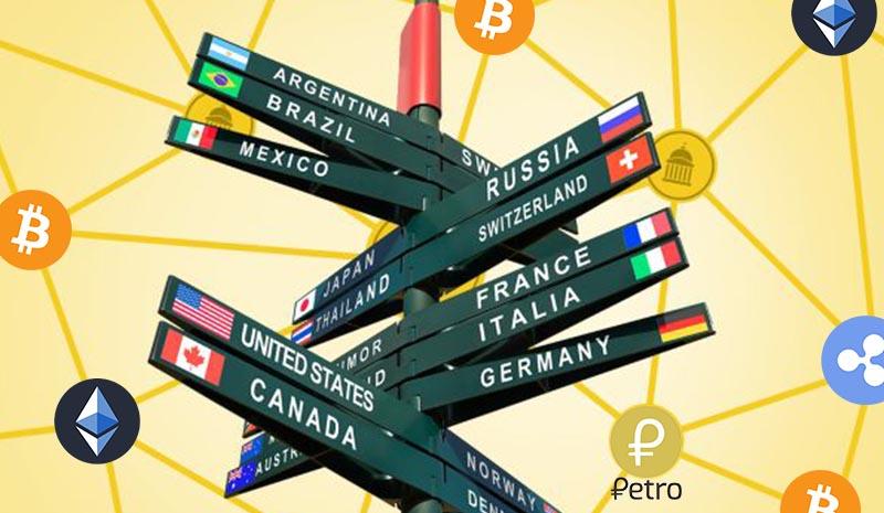ارز دیجیتال بانک مرکزی (CBDC) در کشورهای مختلف جهان