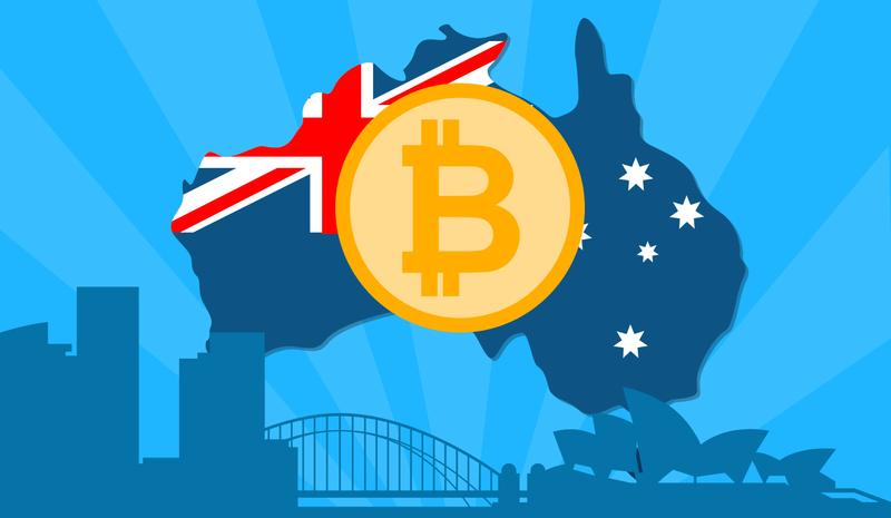 تاسیس بانک ارزهای رمزپایه در استرالیا