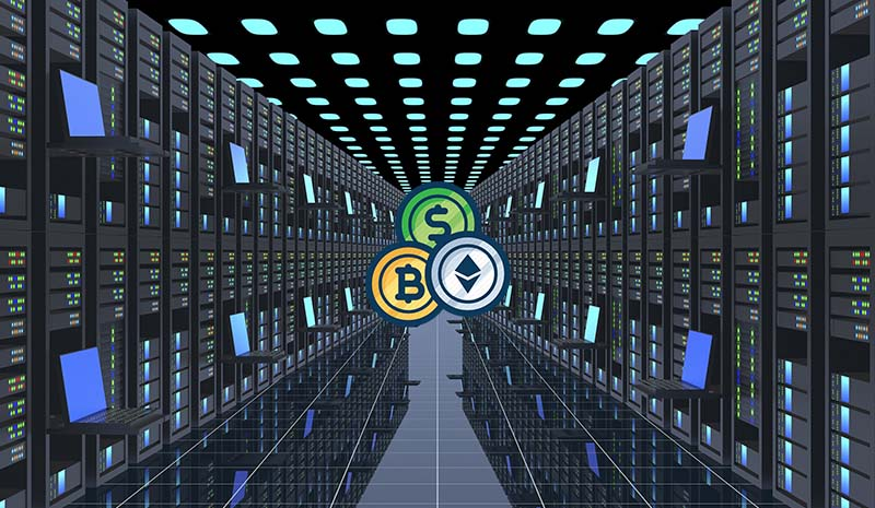 جایگاه رایانش توزیع شده در ارزهای رمزپایه