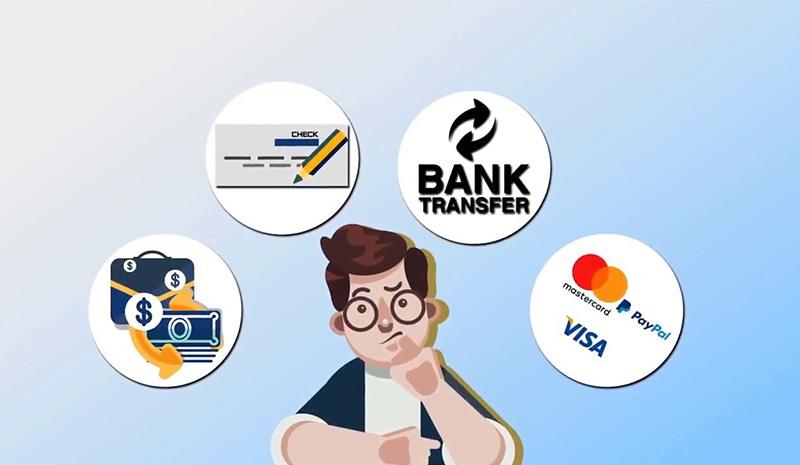 اتصال حساب های شخصی به حساب پی پکس (PayPax)