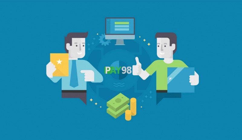 سیستم همکاری در فروش اکسچنج pay98