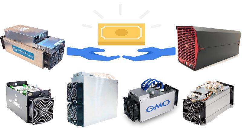 پر سود ترین دستگاه ماینر ASIC