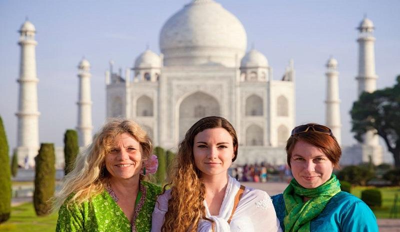 چاذبه های گردشگری هند