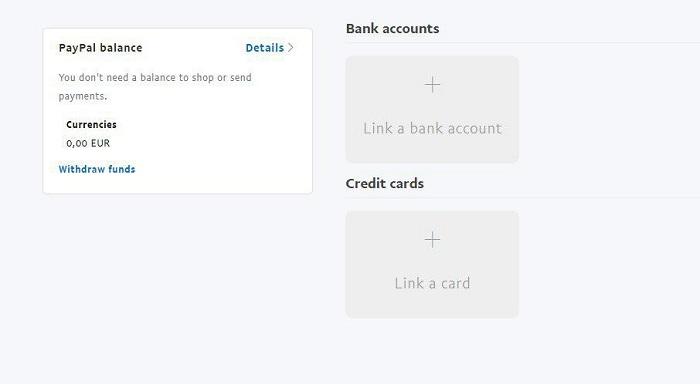 وارد کردن اطلاعات کارت اعتباری
