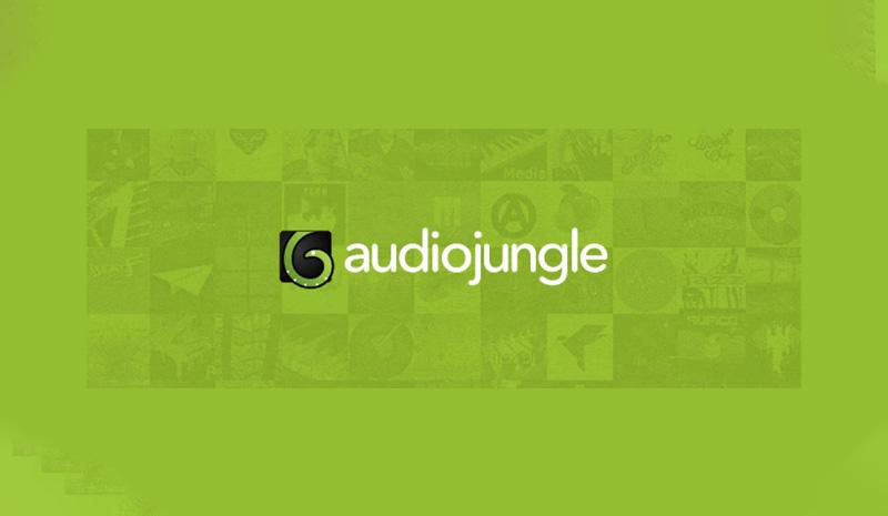 وب سایت AudioJungle