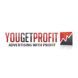 وب سایت کسب درآمد کلیکی YouGetProfit