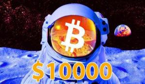 بیت کوین ده هزار دلار