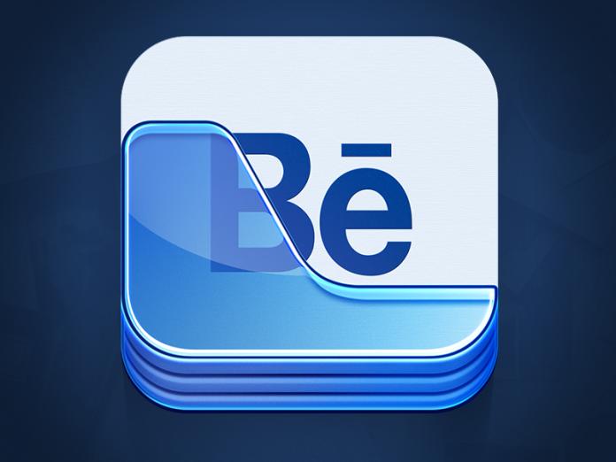 نرم افزار behance