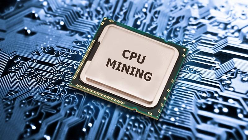 استخراج با CPU