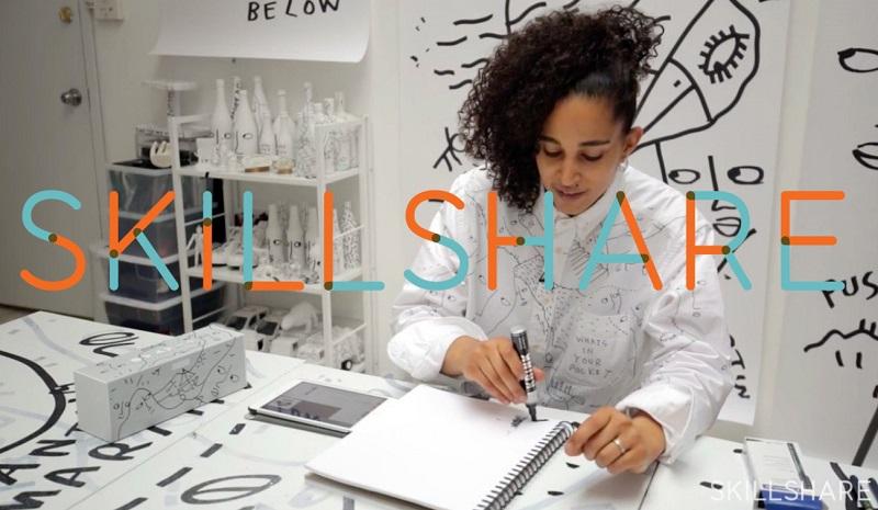 سایت skillshare