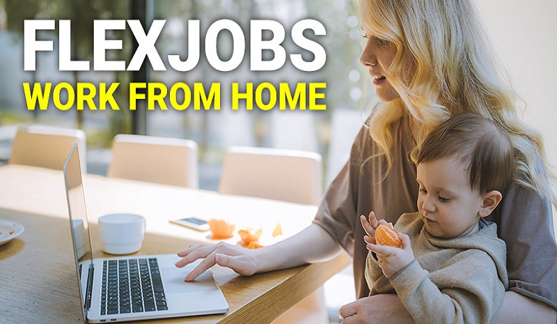 معرفی سایت Flexjobs