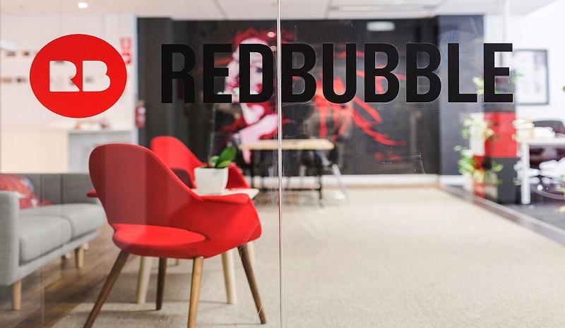 سایت redbubble