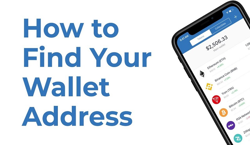 آدرس کیف پول ارز دیجیتال