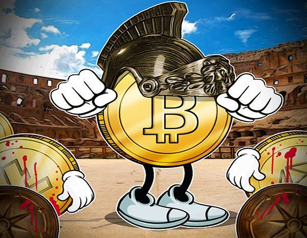 منظور از دامیننس بیت کوین (Bitcoin Dominance) چیست؟