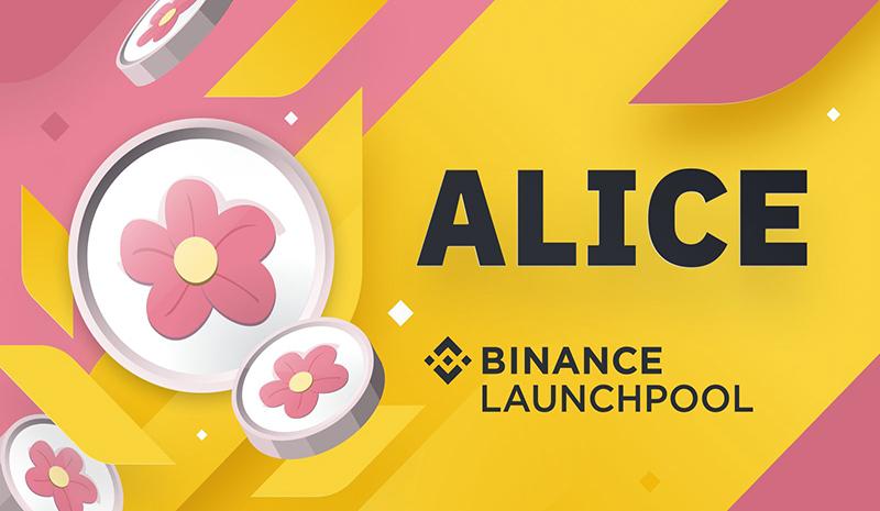 راه اندازی ارز دیجیتال آلیس در بایننس