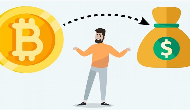 تبدیل بیت کوین به پول