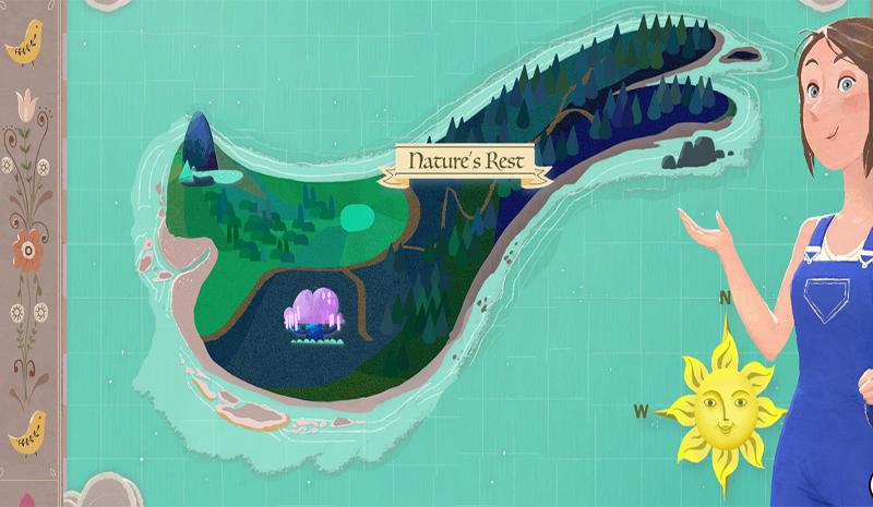 نقشه جهان باز بازی