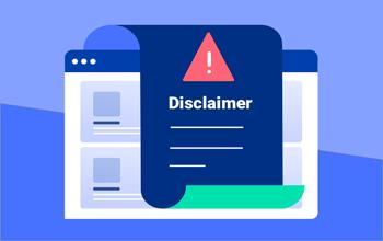 Webmoney disclaimer