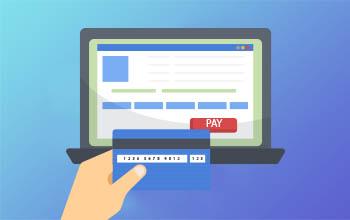 پرداخت آنلاین با ویزا کارت