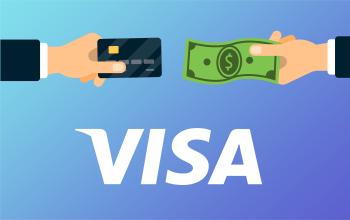 فروش دلار و یورو حساب ویزا